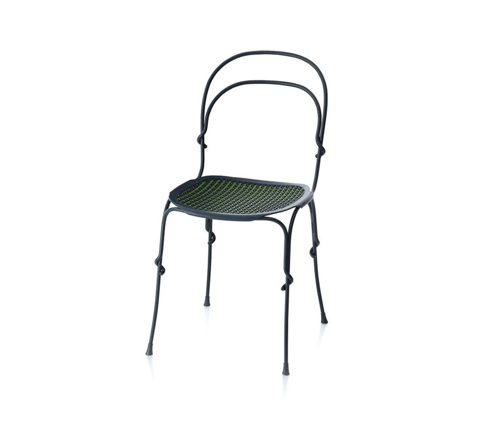 Vigna chair restaurant chairs from magis architonic for Magis chair