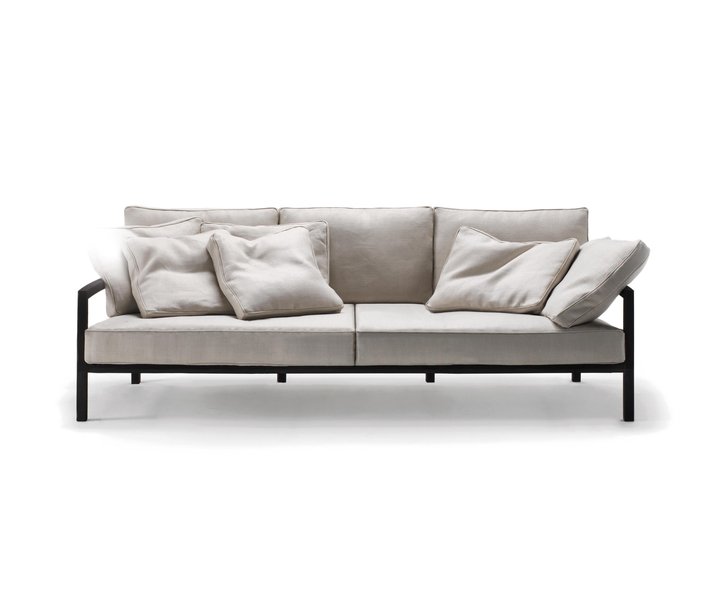 living divani sofa rod system by living divani design piero lissoni thesofa. Black Bedroom Furniture Sets. Home Design Ideas