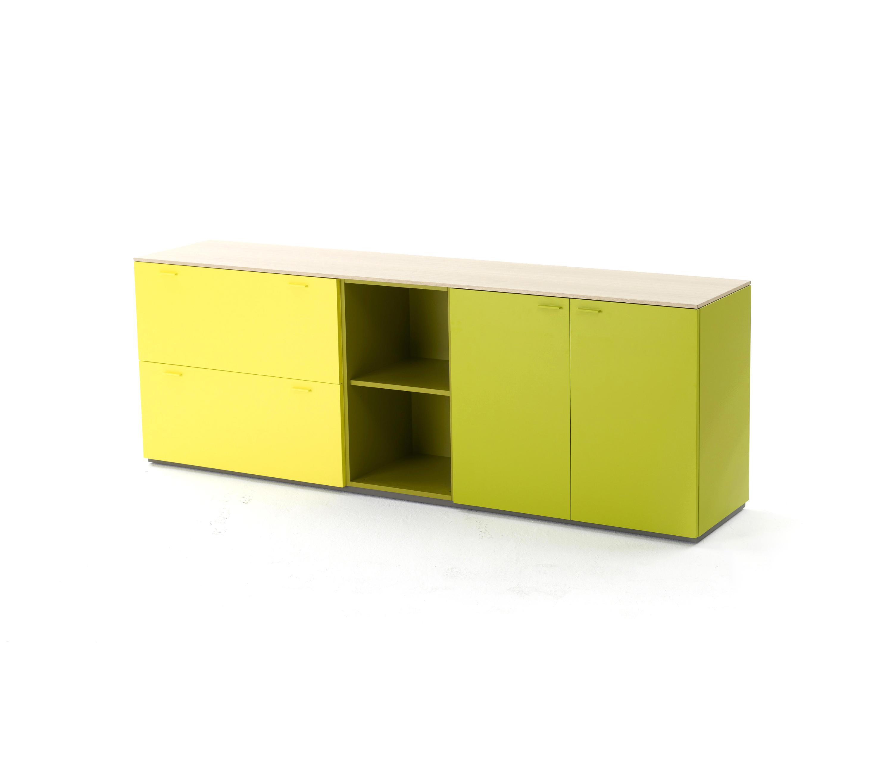 Sideboard wandhängend  SIDE STORE MODULAR - Sideboards from Arco | Architonic