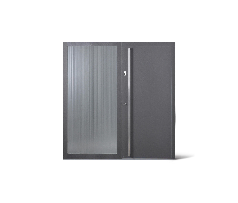 Nevos Alu - Platinum by JOSKO | Entrance doors  sc 1 st  Architonic & NEVOS ALU - PLATINUM - Entrance doors from JOSKO | Architonic pezcame.com