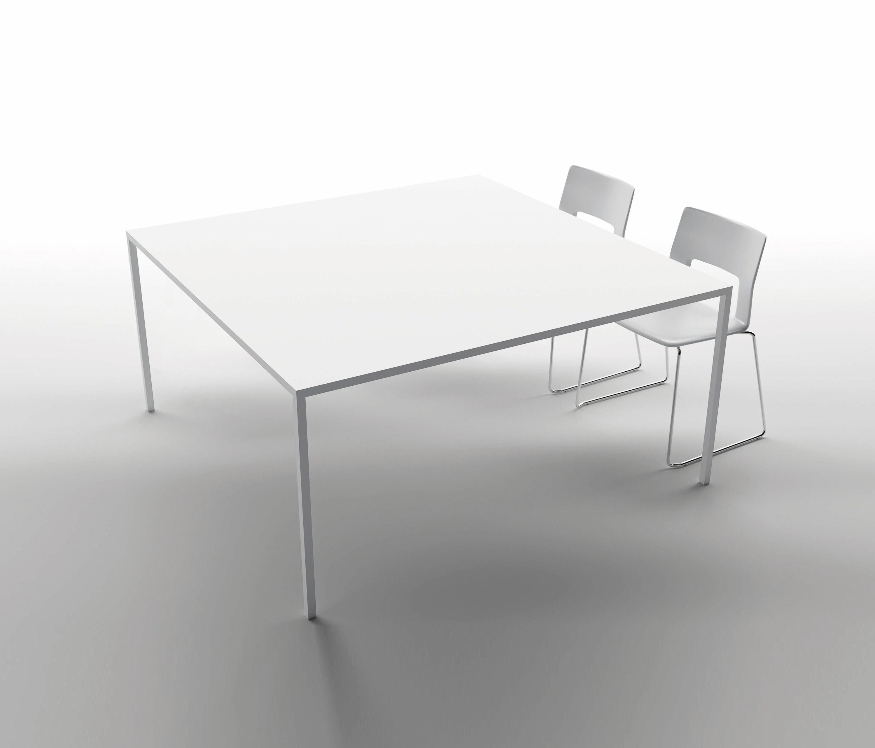 25 square table meeting room tables from desalto architonic - Tavolo desalto 25 prezzo ...