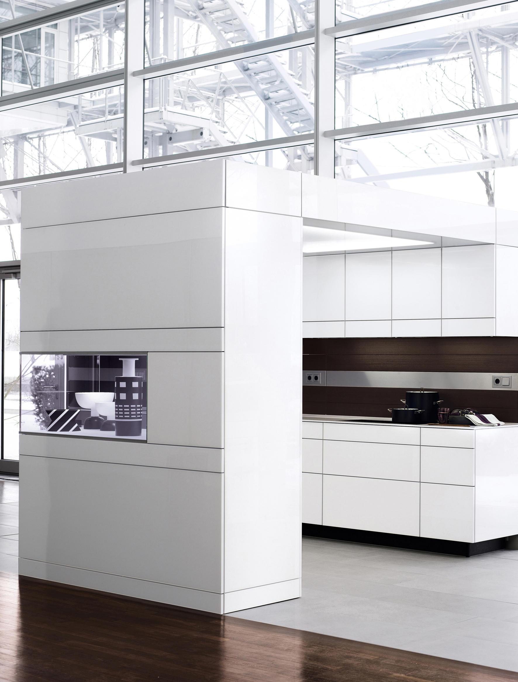 Artesio cocinas integrales de poggenpohl architonic for Disenador de cocinas integrales