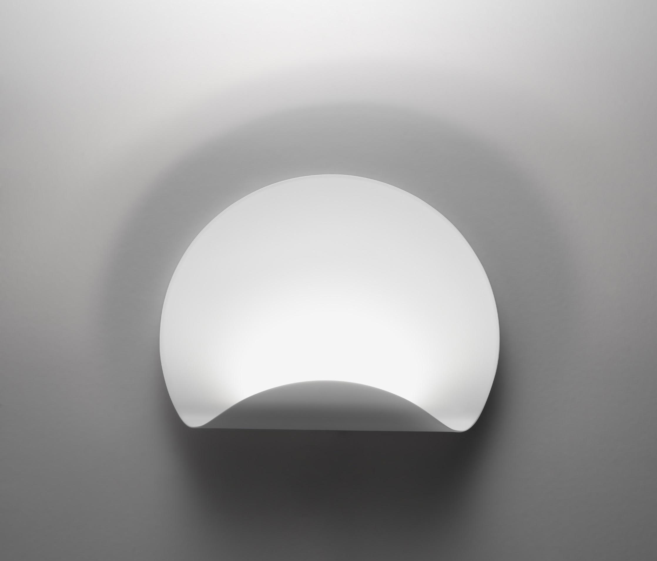 Dinarco parete illuminazione generale artemide architonic - Lampade a parete design ...