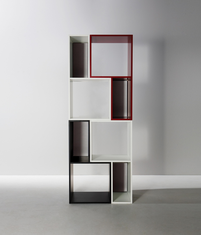 Reverse scaffali dede design architonic for Scaffali design