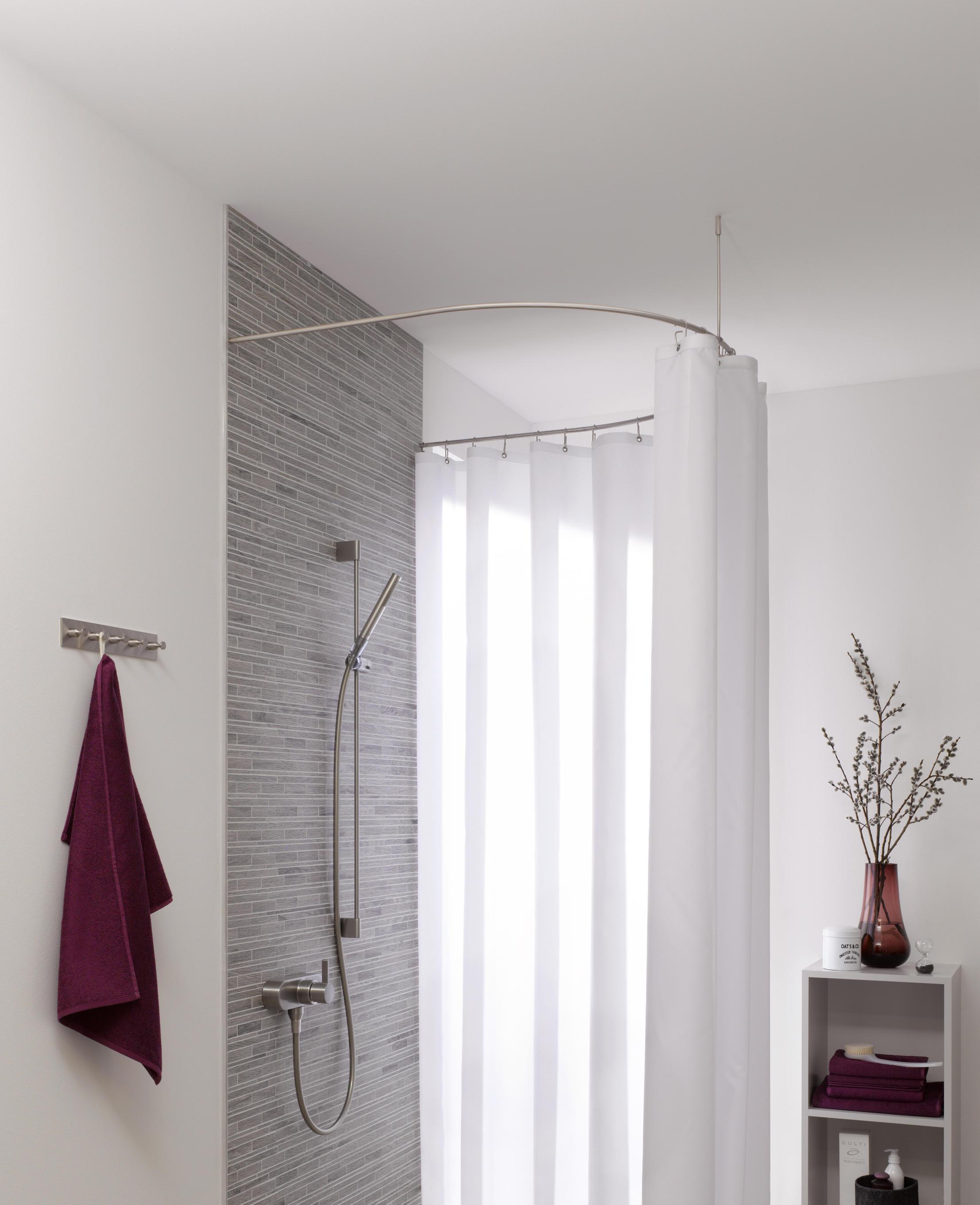 Phos Design duschvorhangstange dr 500 hd 800 - outdoor emergency lighting from