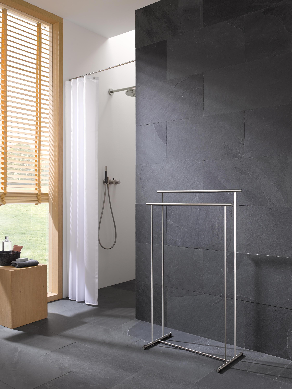 Handtuchst nder htb 2 handtuchhalter von phos design - Portasalviette design ...