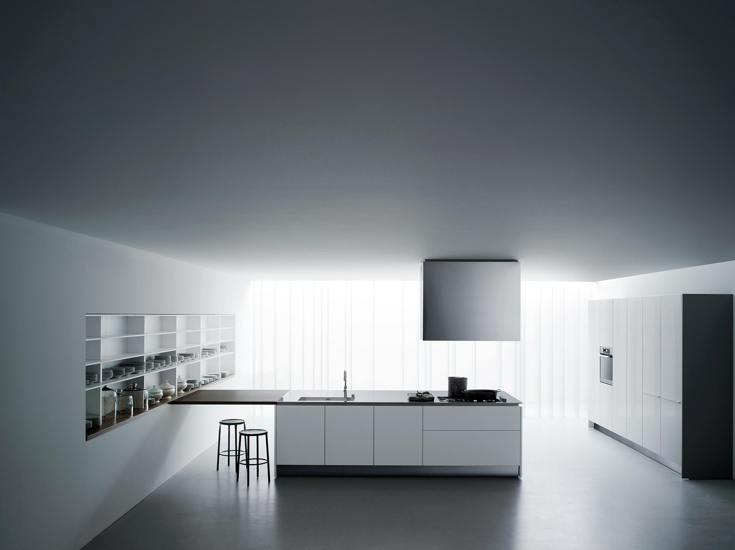 xila st fitted kitchens from boffi architonic. Black Bedroom Furniture Sets. Home Design Ideas
