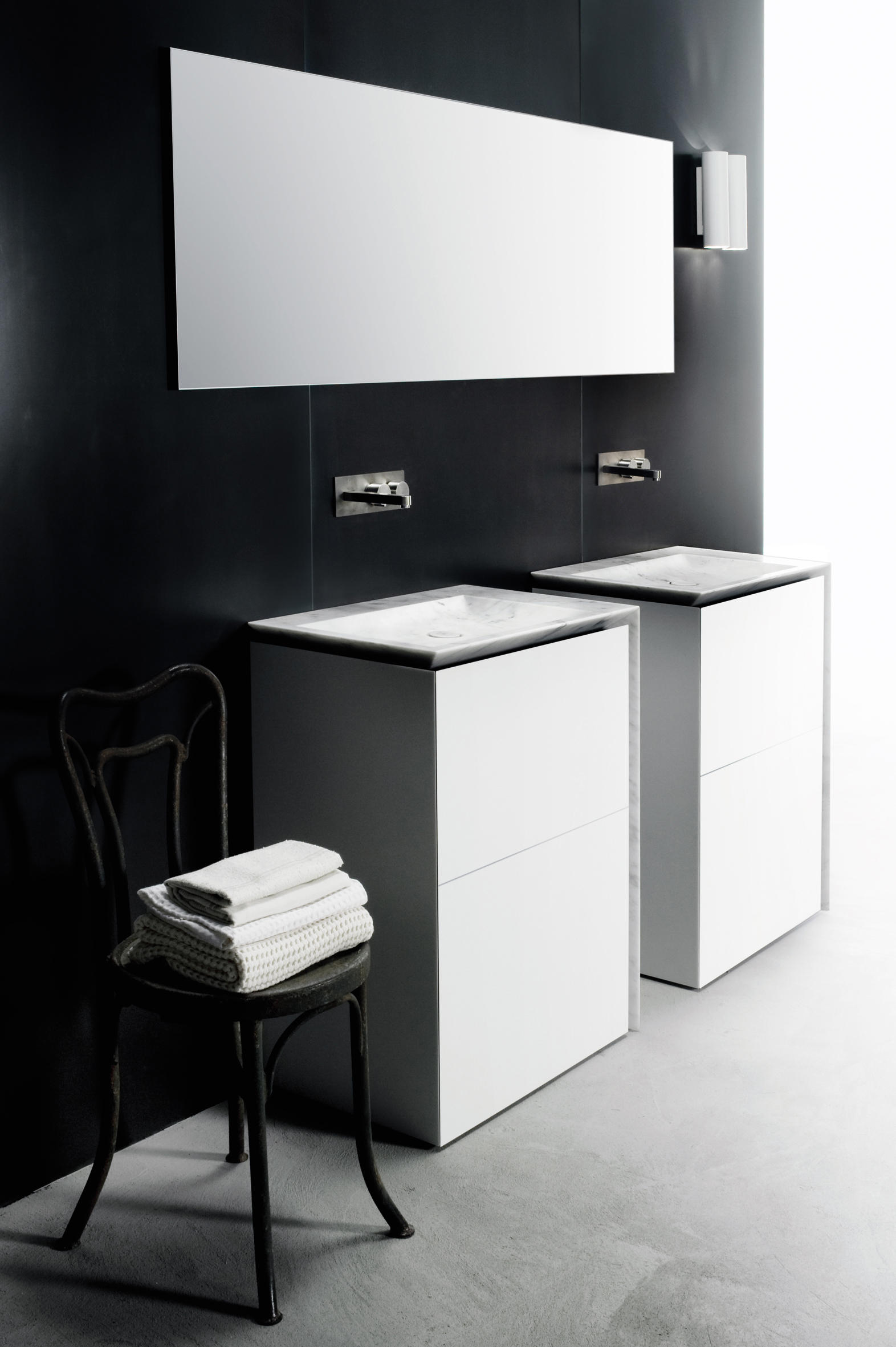 b15 vanity units from boffi architonic. Black Bedroom Furniture Sets. Home Design Ideas