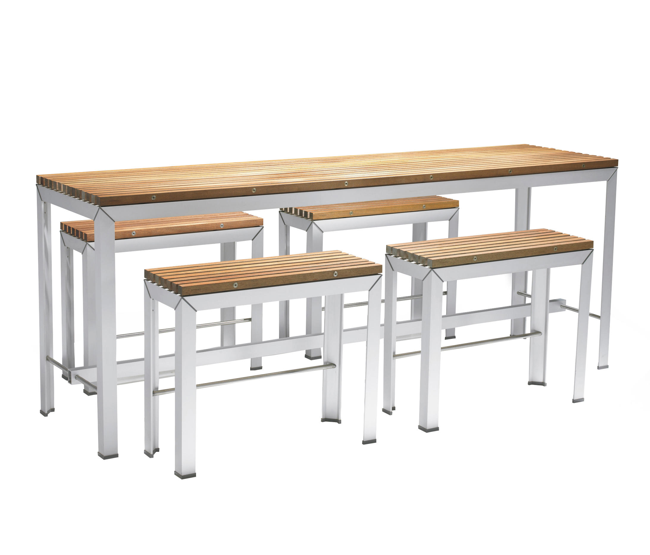 Extempore high table bar tables from extremis architonic for 12 bar blues table