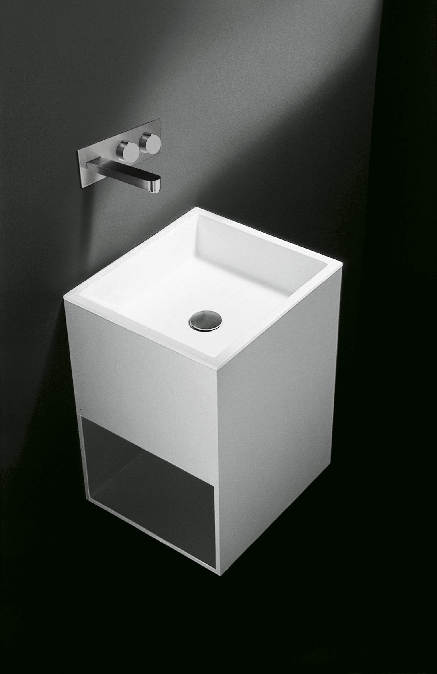 box wash basins from boffi architonicbox by boffi wash basins