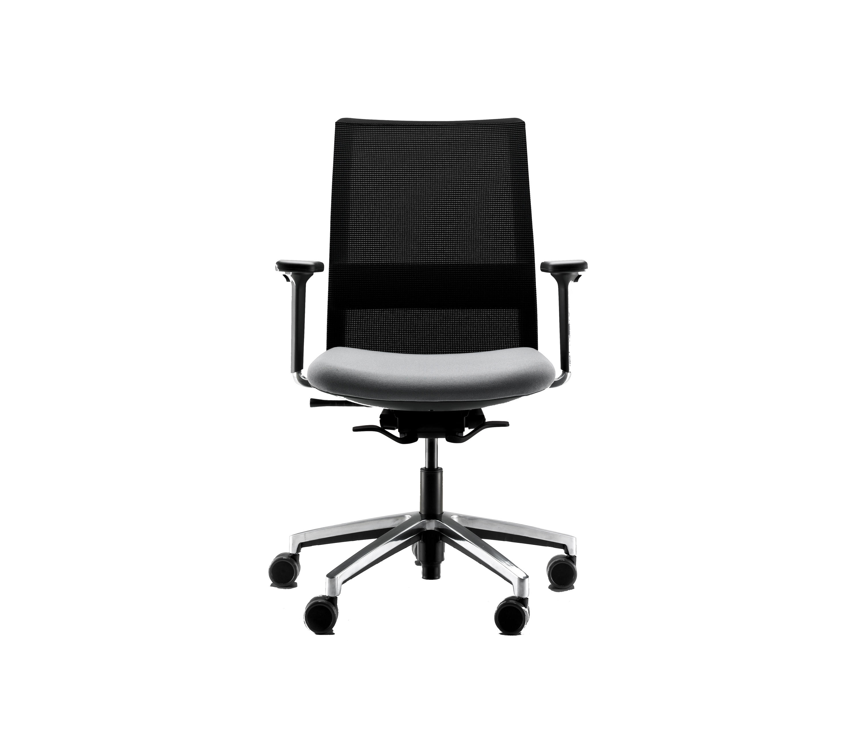 Sentis chaises de travail de forma 5 architonic for Silla sentis forma 5