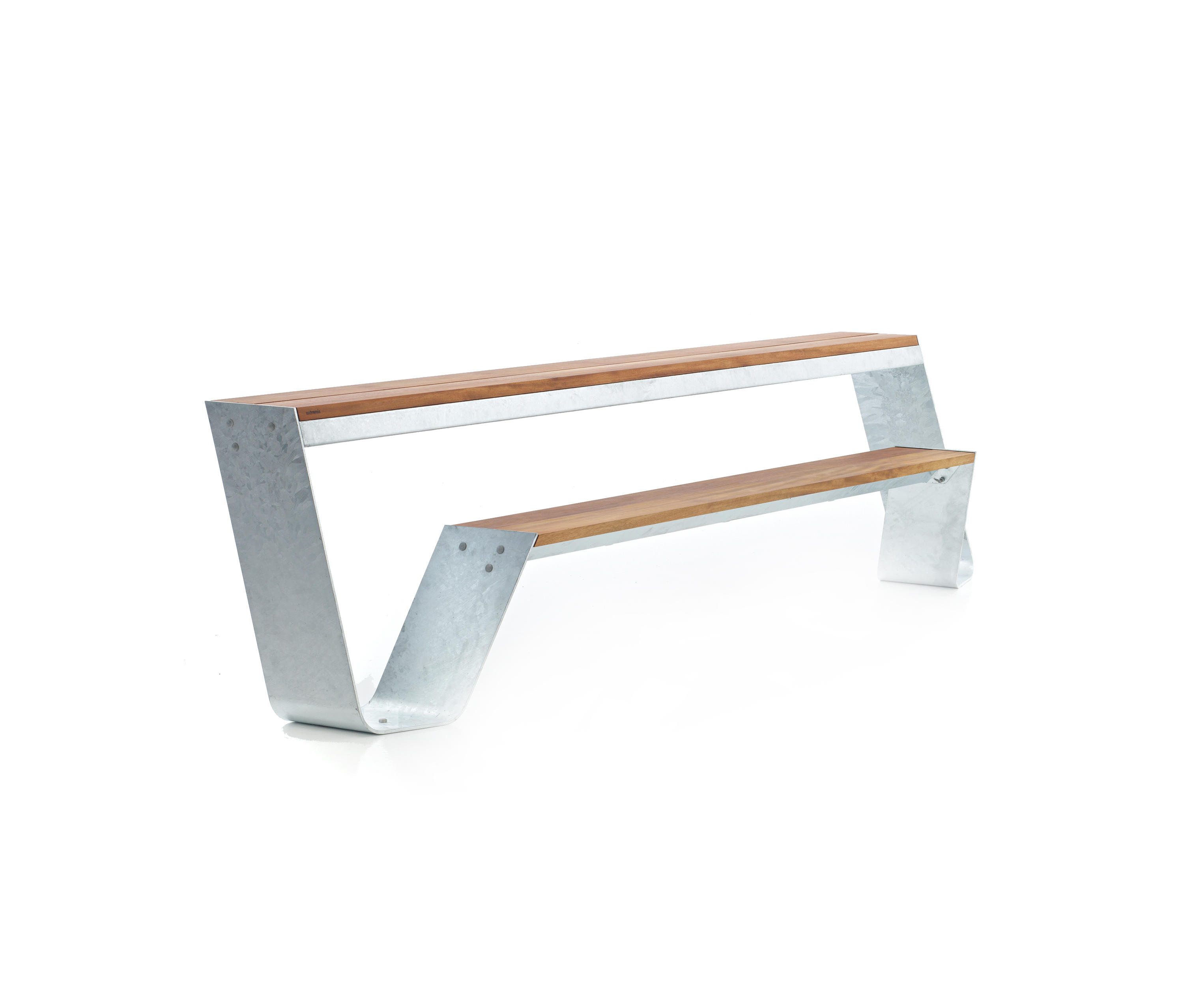 Hopper bench by extremis | Tables and benches ...