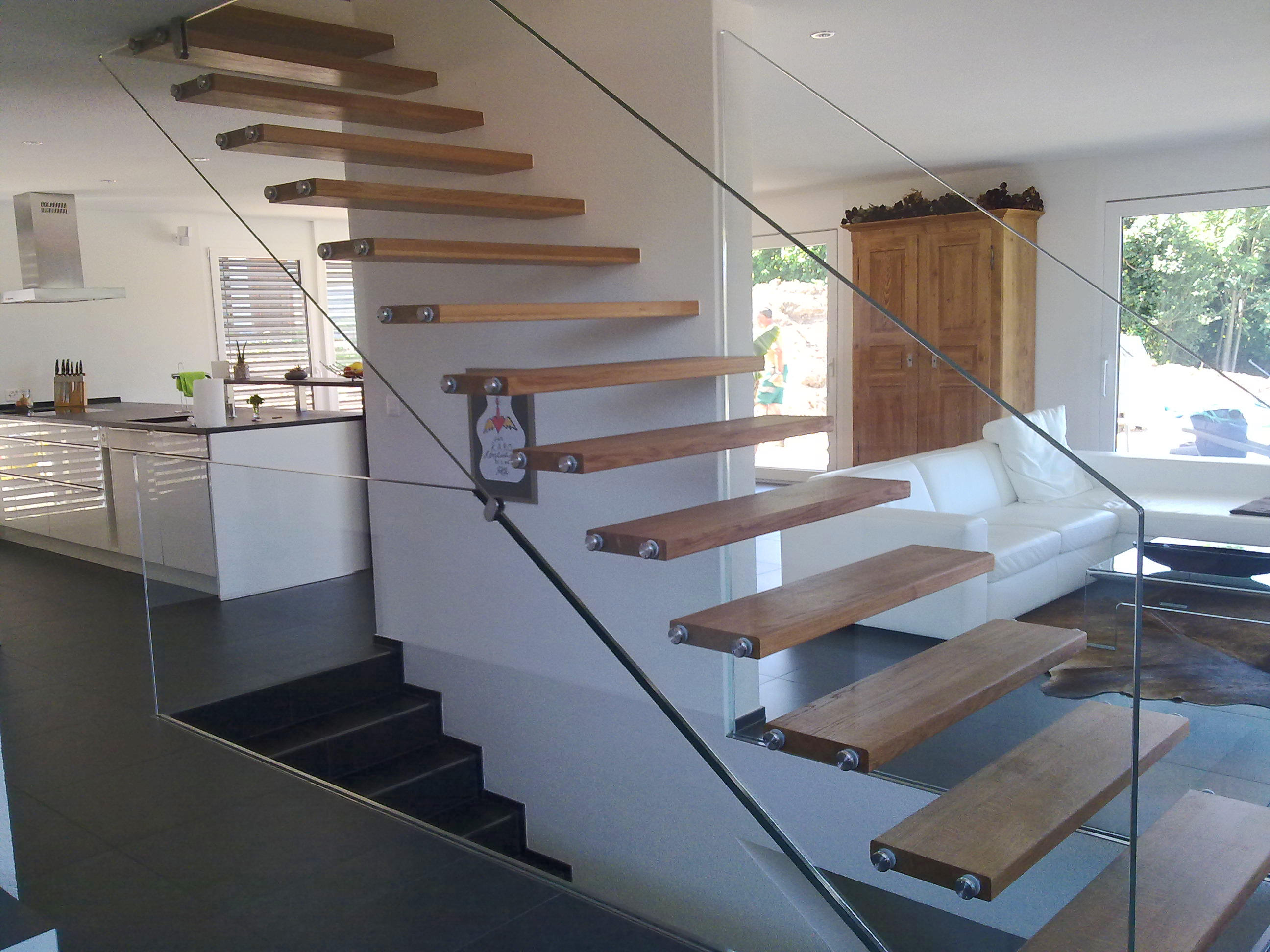 mistral glass stairs from siller treppen architonic. Black Bedroom Furniture Sets. Home Design Ideas