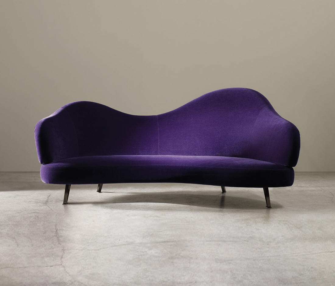 Charming divan lounge sofas from adele c architonic for Divan familial