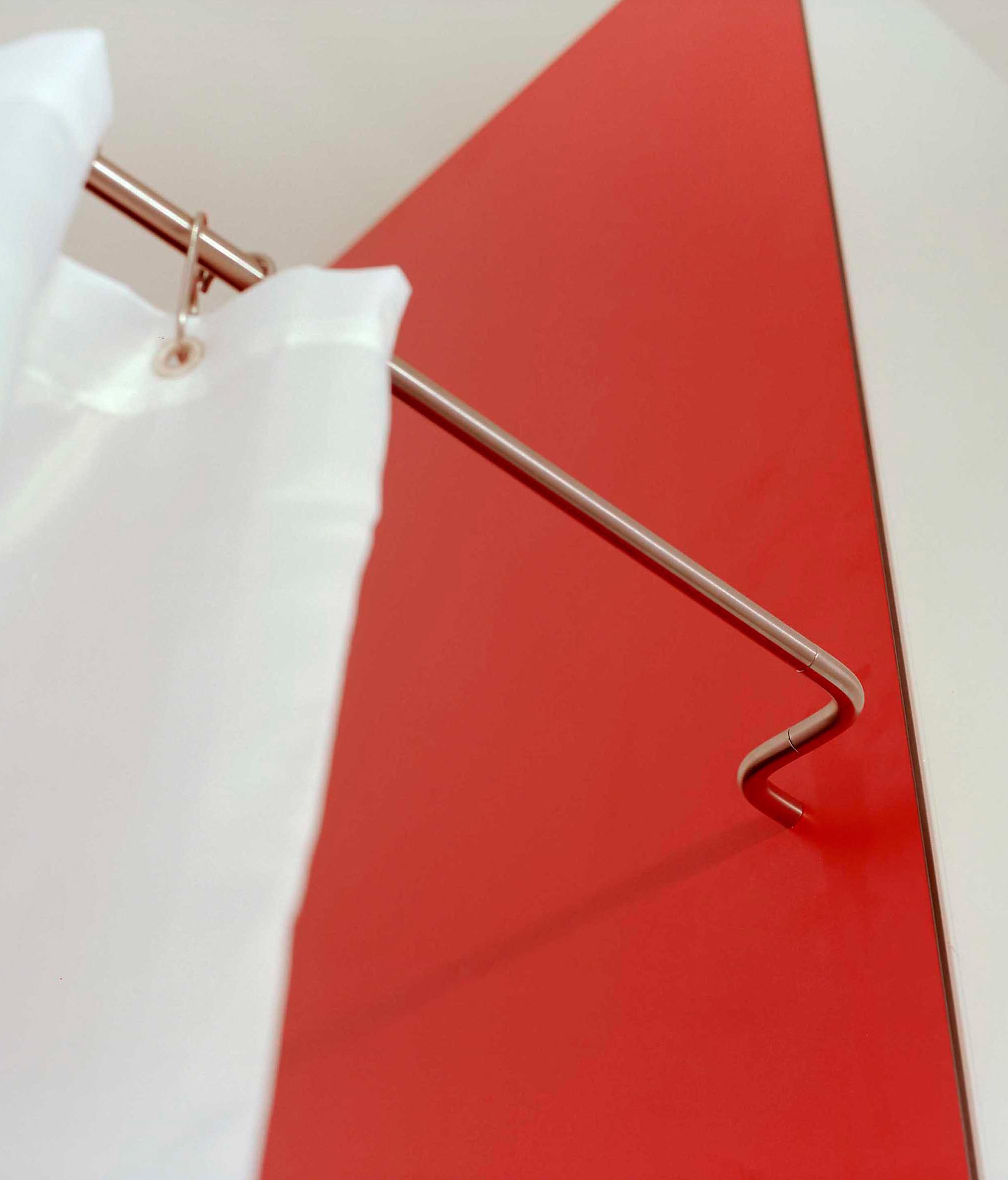 duschvorhangstangen ds e 1000 au en notleuchten von phos design architonic. Black Bedroom Furniture Sets. Home Design Ideas
