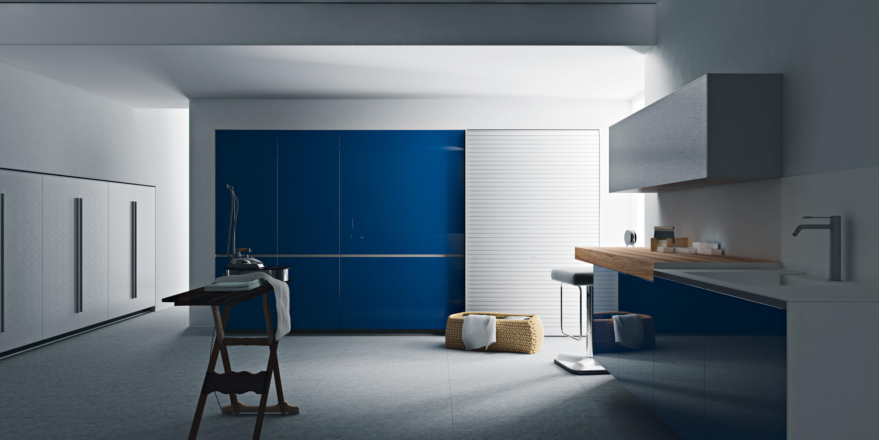 Laundry by valcucine architonic - Valcucine laundry ...