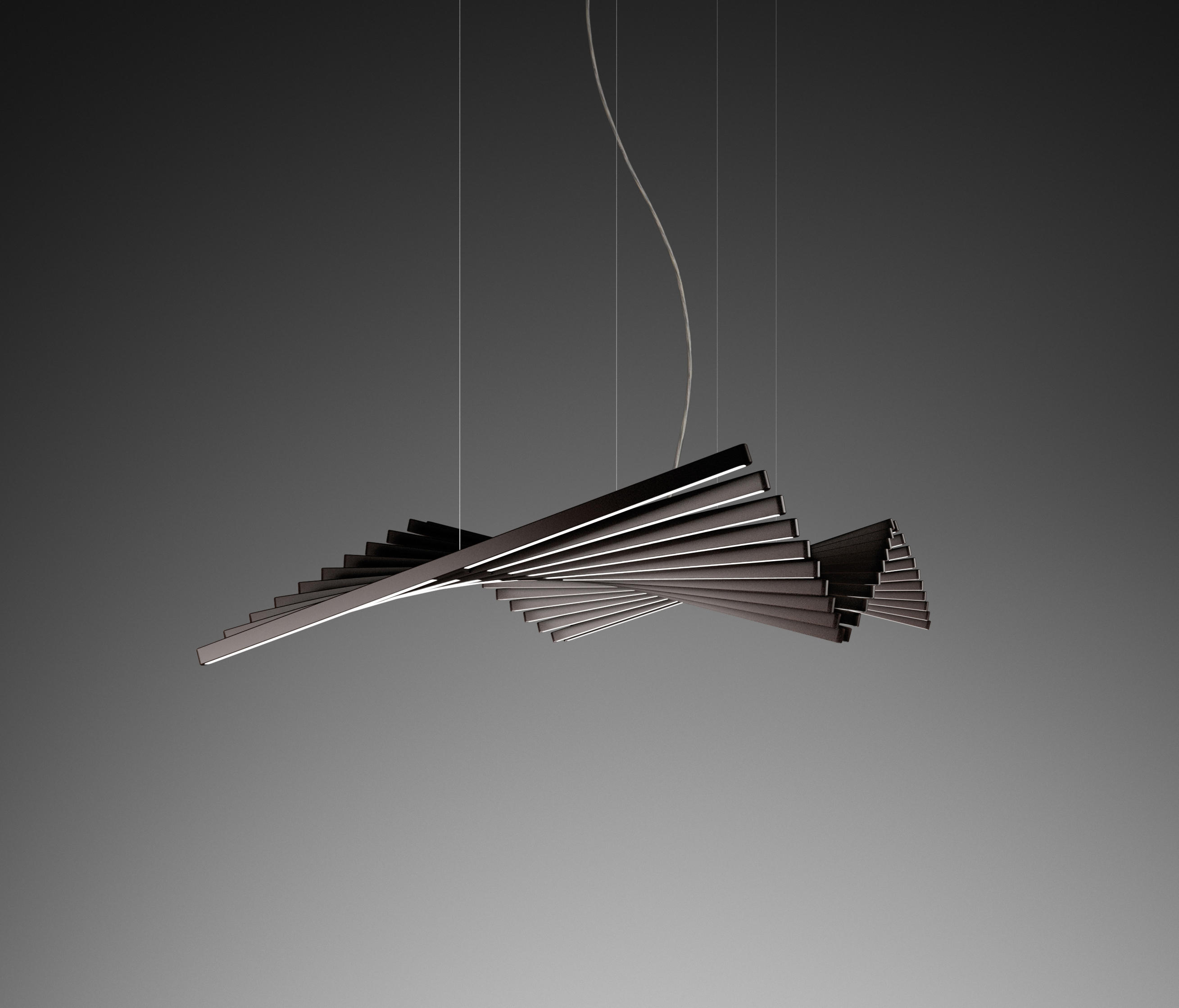 Rhythm Pendant Lamp Suspended Lights From Vibia Architonic
