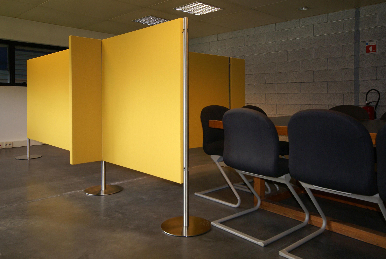 crans stereo paravents pour bureau de texaa architonic. Black Bedroom Furniture Sets. Home Design Ideas