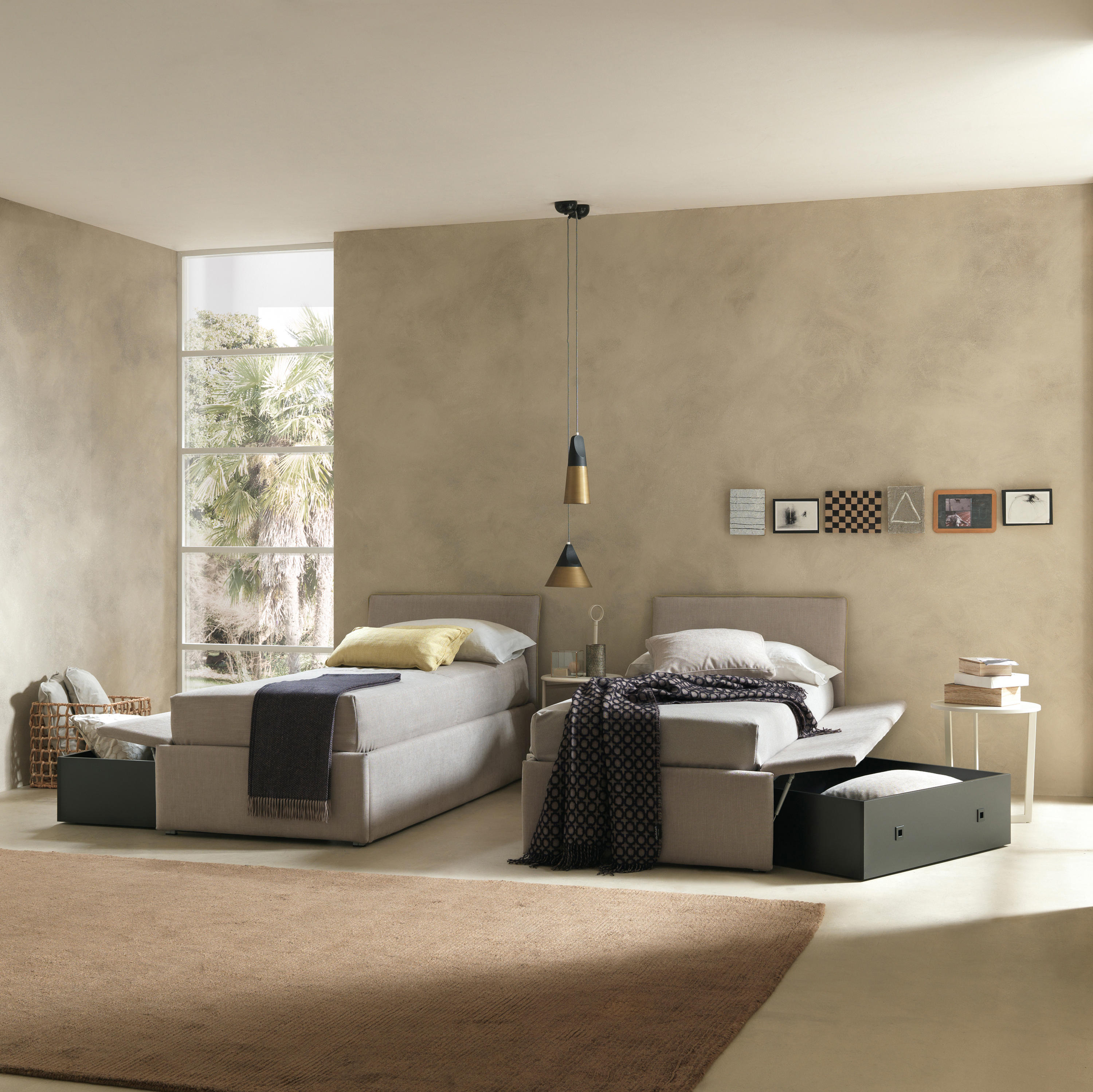 Fly 22 Beds From Bolzan Letti Architonic