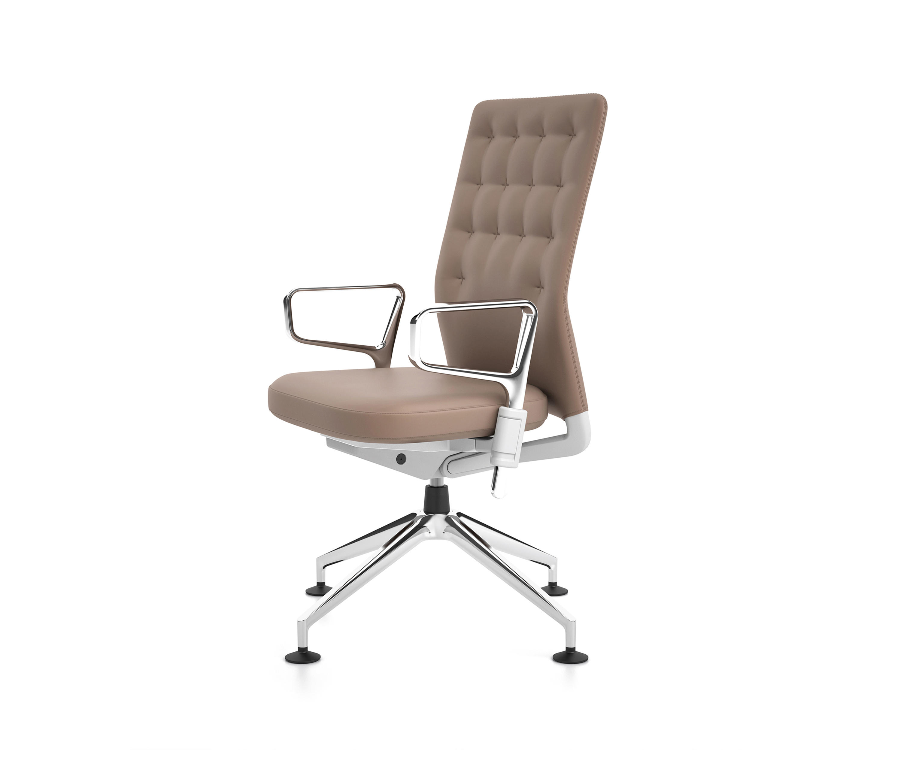 Id trim task chairs from vitra architonic for Vitra home desk replica