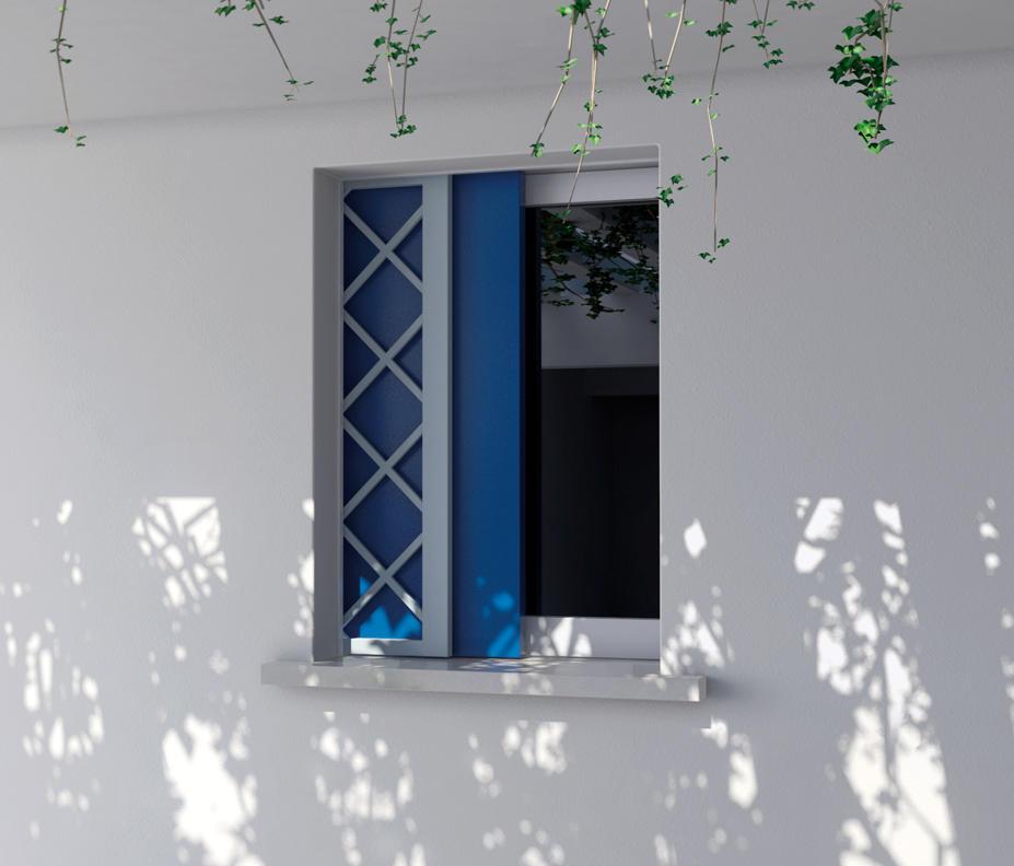 contraventana reja persianas de eclisse architonic. Black Bedroom Furniture Sets. Home Design Ideas