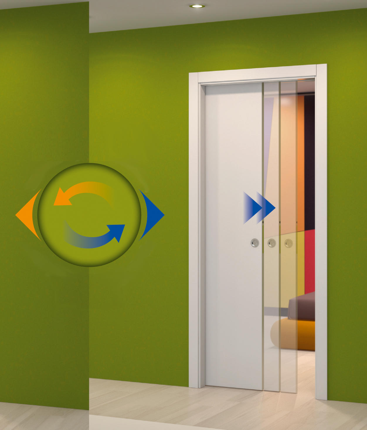 Self Closing System By Eclisse Architonic