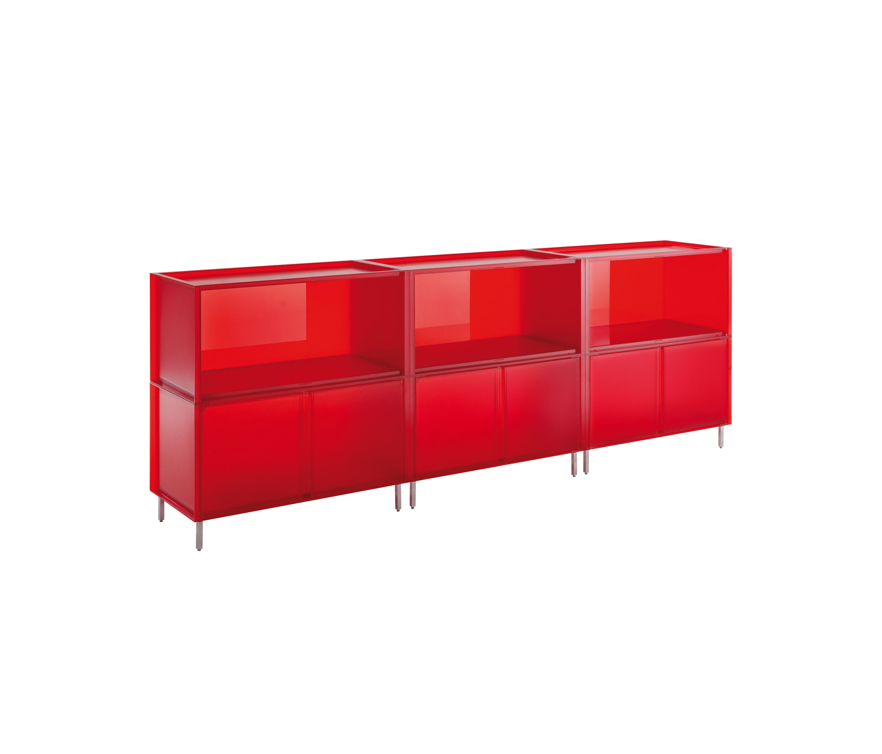 One by kartell shelving