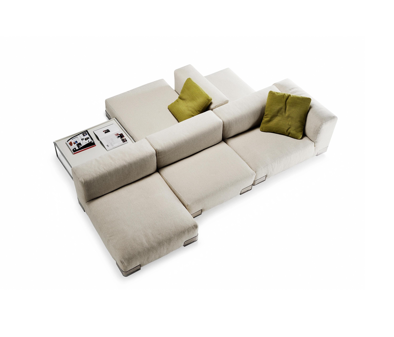 PLASTICS DUO - Modulare Sitzgruppen von Kartell | Architonic