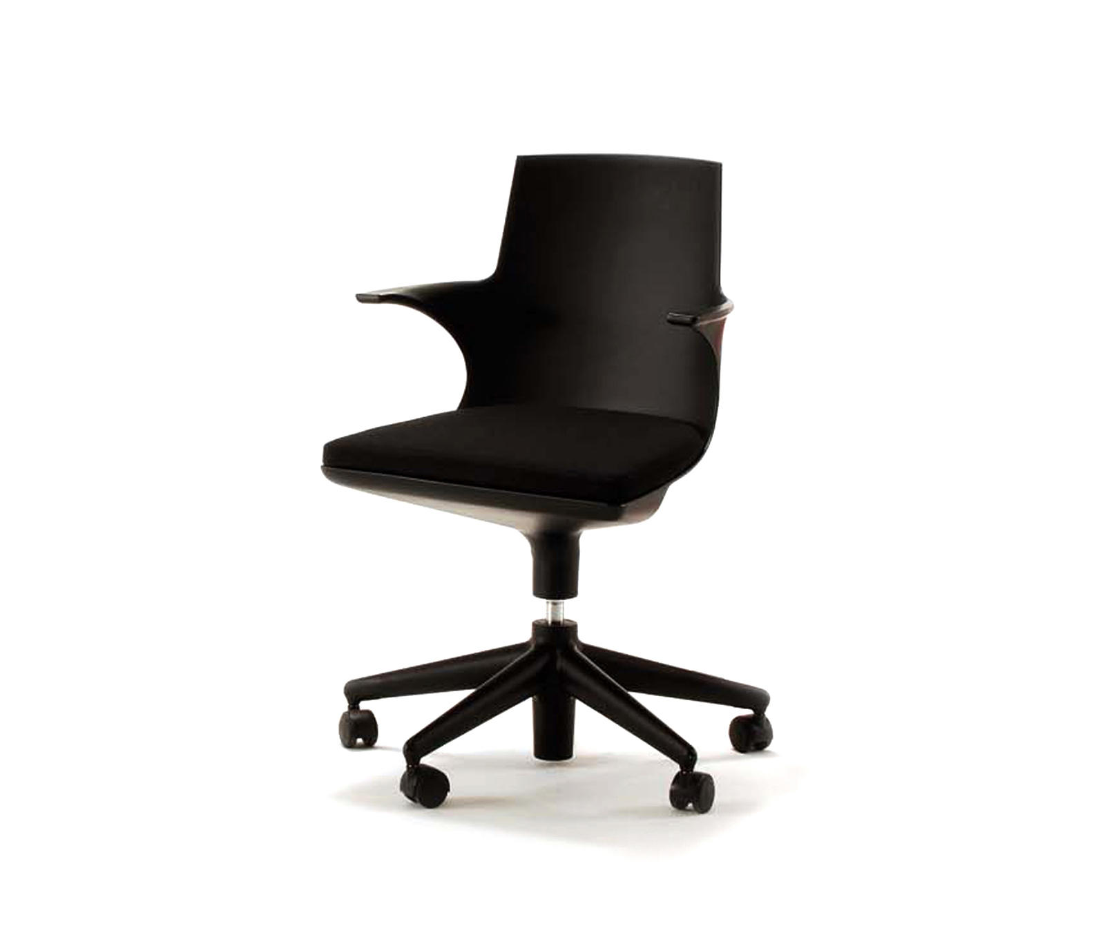 spoon chair  task chairs from kartell  architonic -  spoon chair by kartell  task chairs
