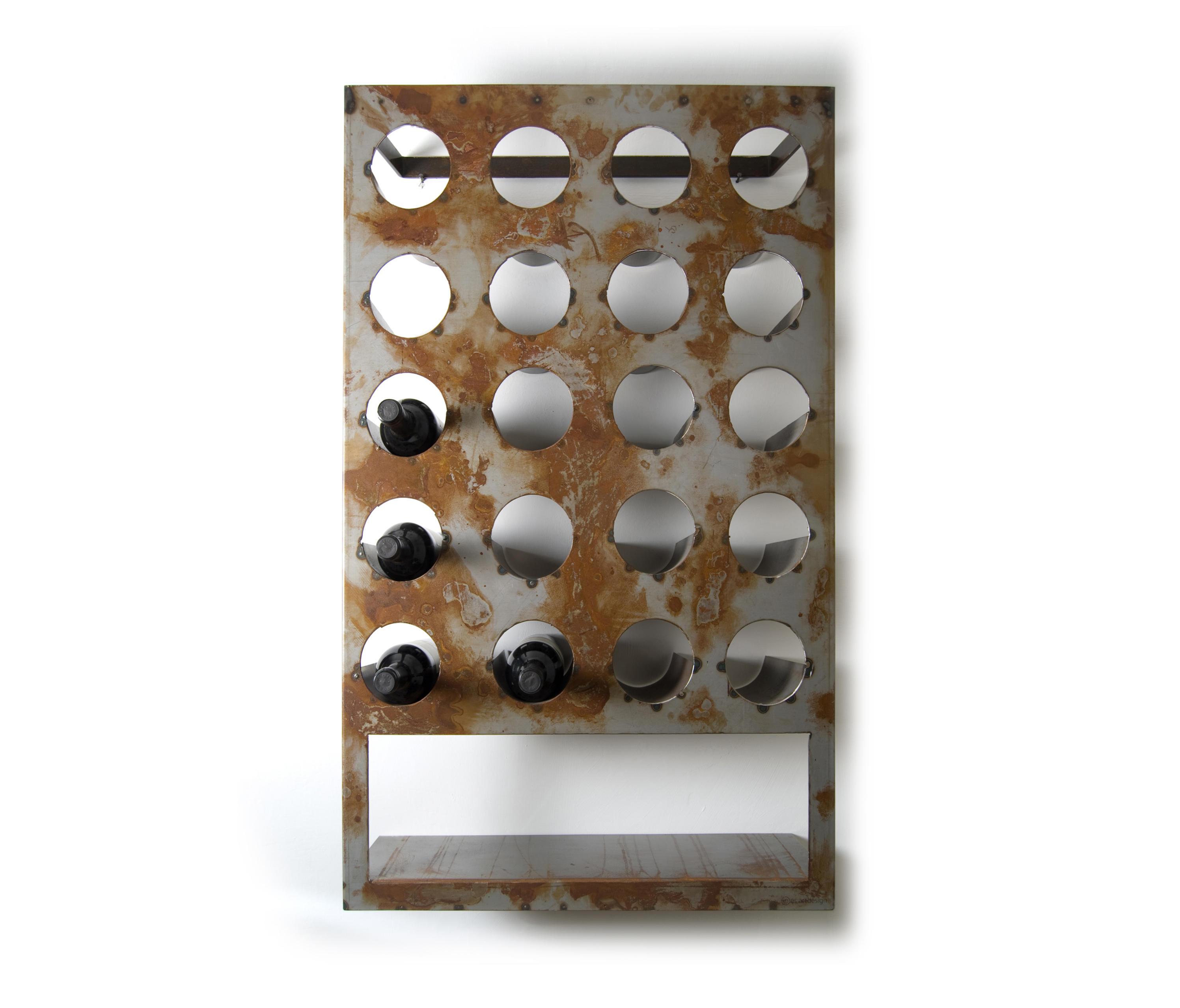 Wi fi wine rack botelleros estanter as de vino de in - Estanterias para vino ...