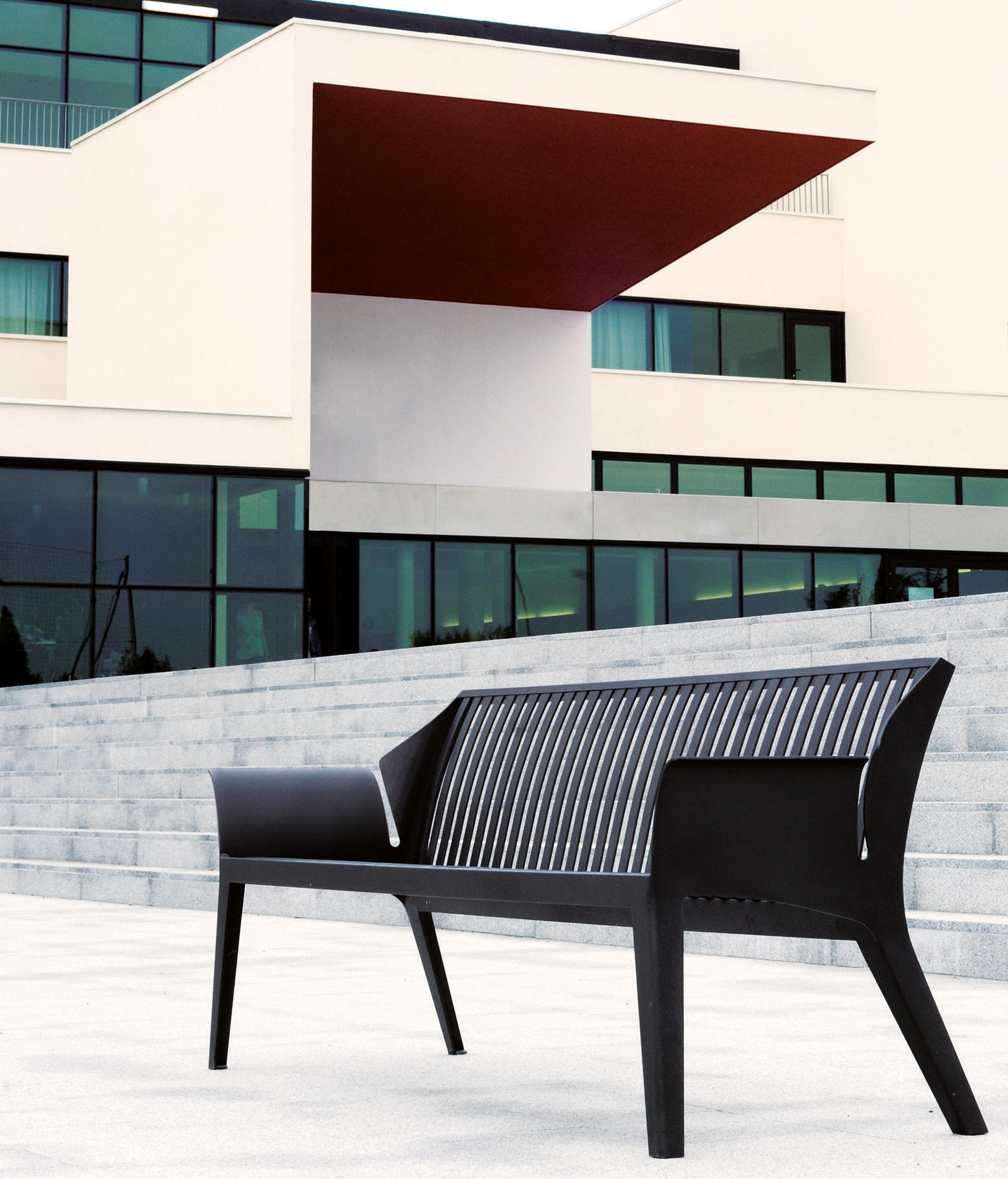 Outdoor Furniture Vancouver Part - 38: Vancouver Bench By AREA | Exterior Benches ...