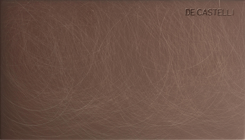 Bronzed maistral iron sheets from de castelli architonic for De castelli