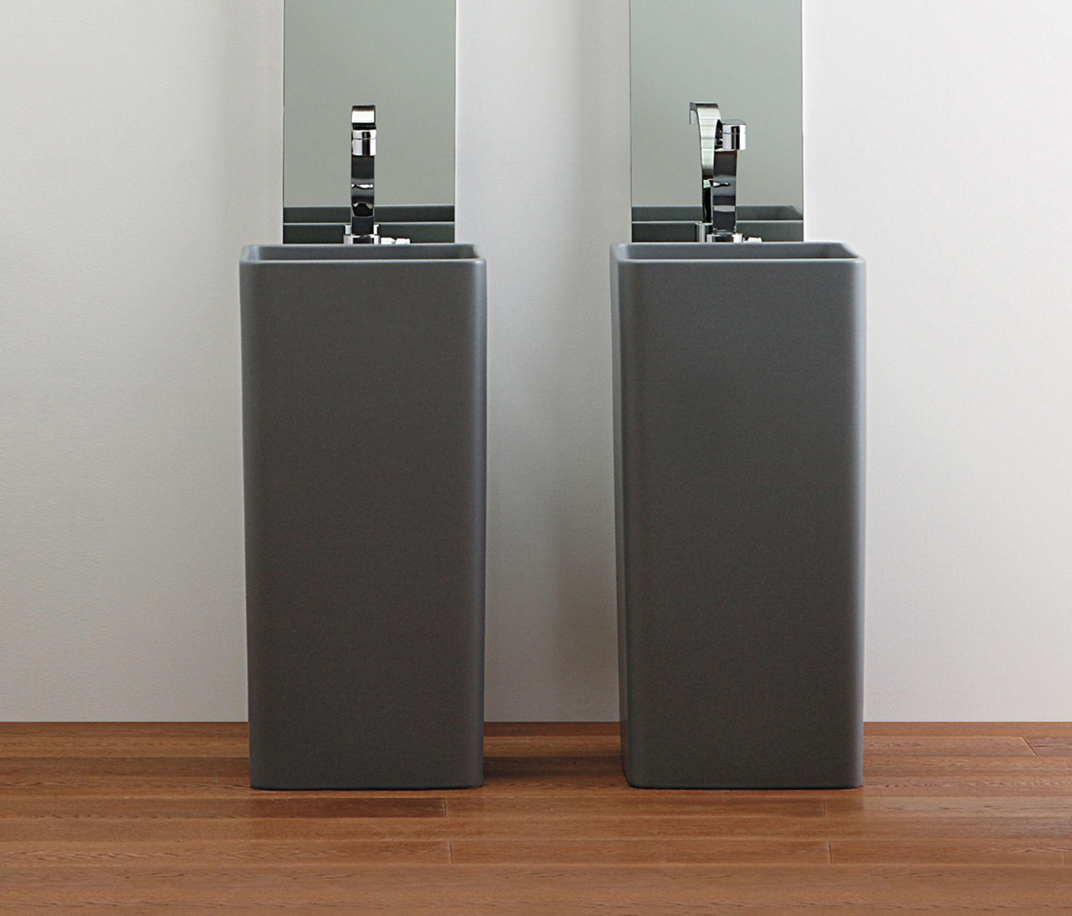 grigio lava - mobili lavabo ceramica flaminia | architonic - Arredo Bagno Flaminia