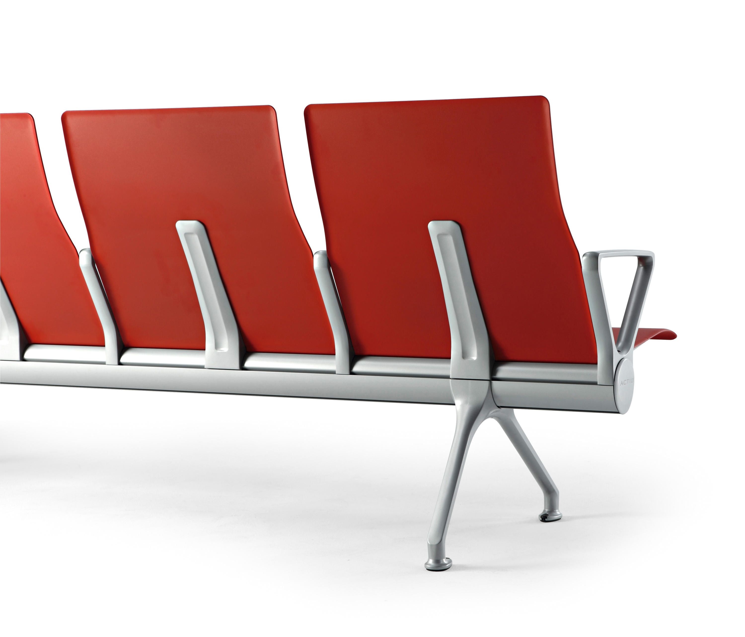avant metal by actiu waiting area benches avant actiu furniture bench