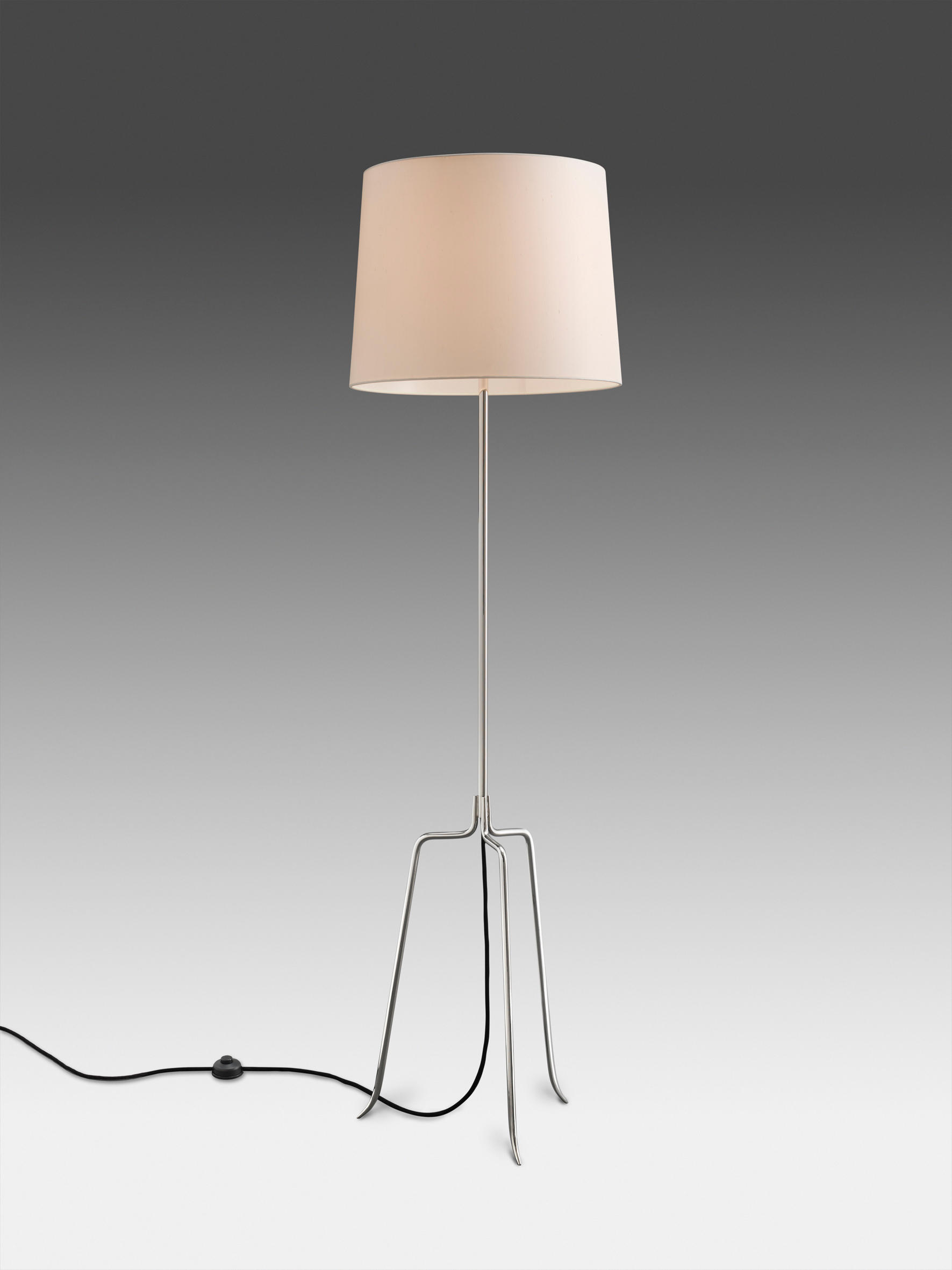 dreistelz floor lamp free standing lights from kalmar. Black Bedroom Furniture Sets. Home Design Ideas
