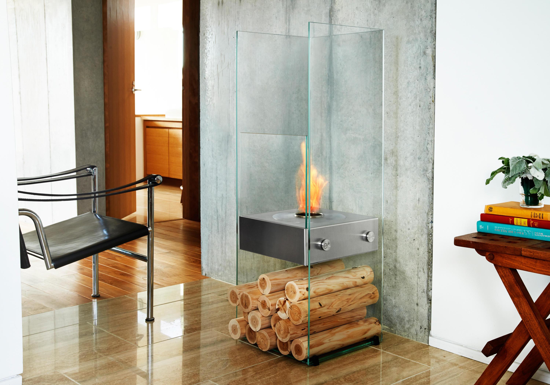 Ghost Rauchfreie Feuerstellen Von Ecosmart Fire Architonic