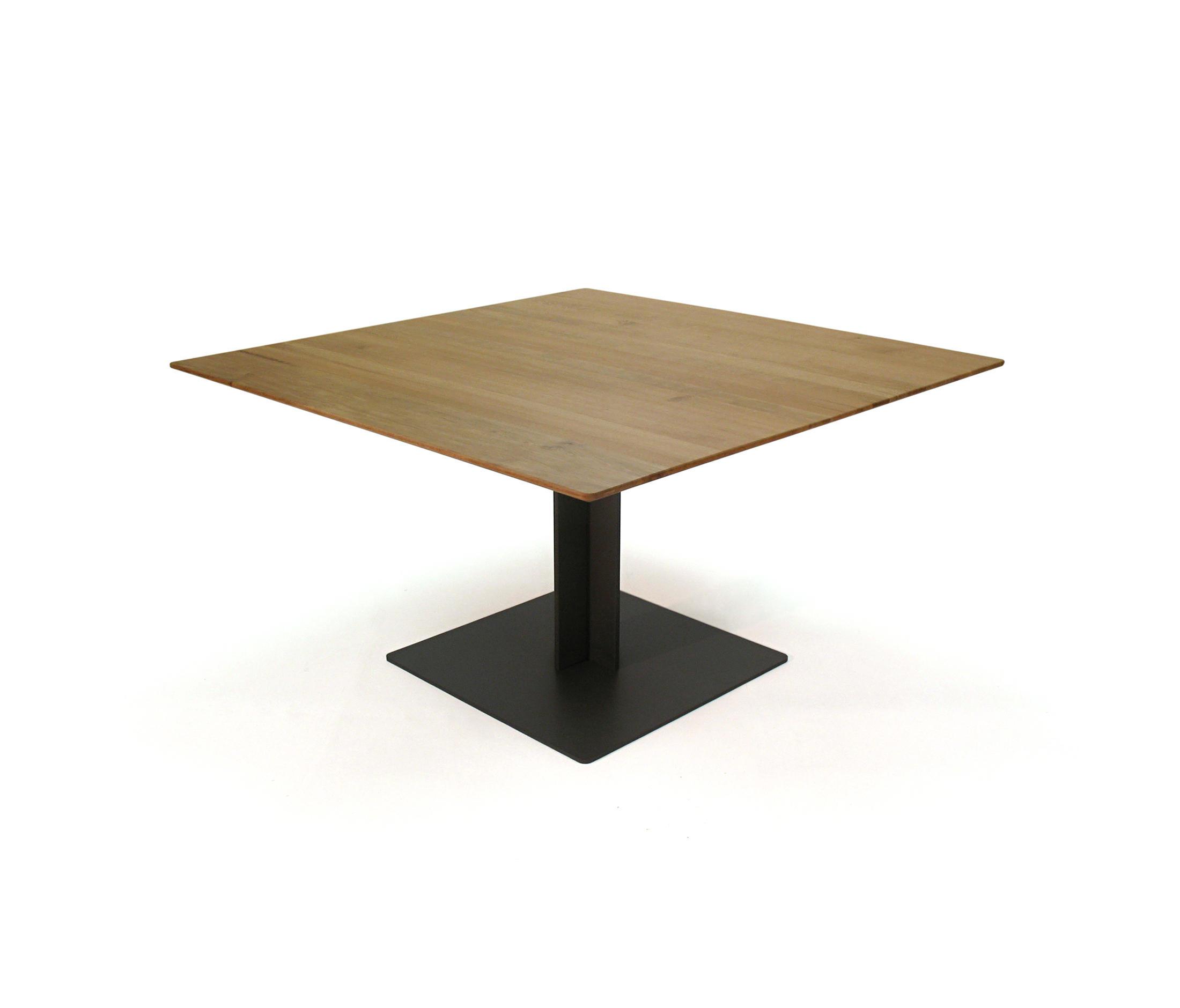 Square restaurant tables - Central Park Cafeteria Tables Zinx