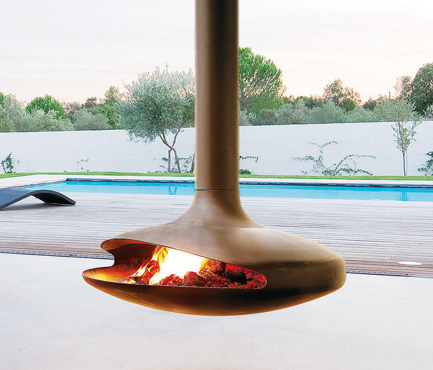GYROFOCUS - Wood fireplaces from Focus   Architonic