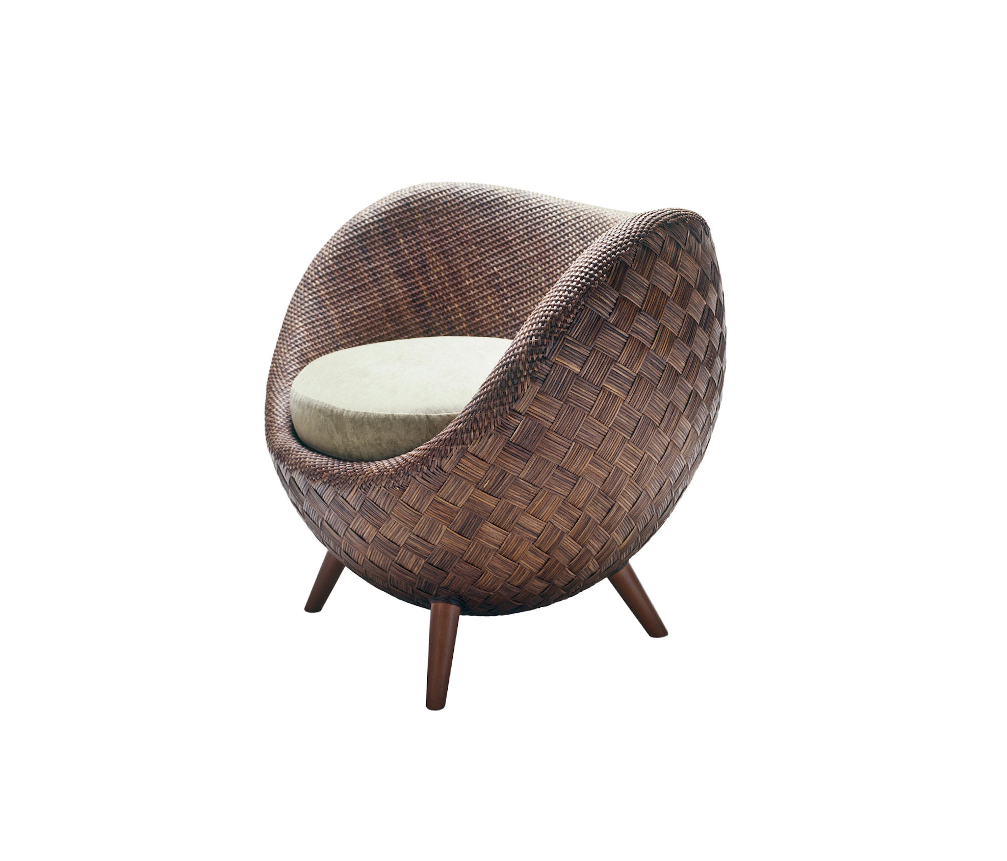 kenneth cobonpue furniture. la luna easy armchair by kenneth cobonpue lounge chairs furniture u