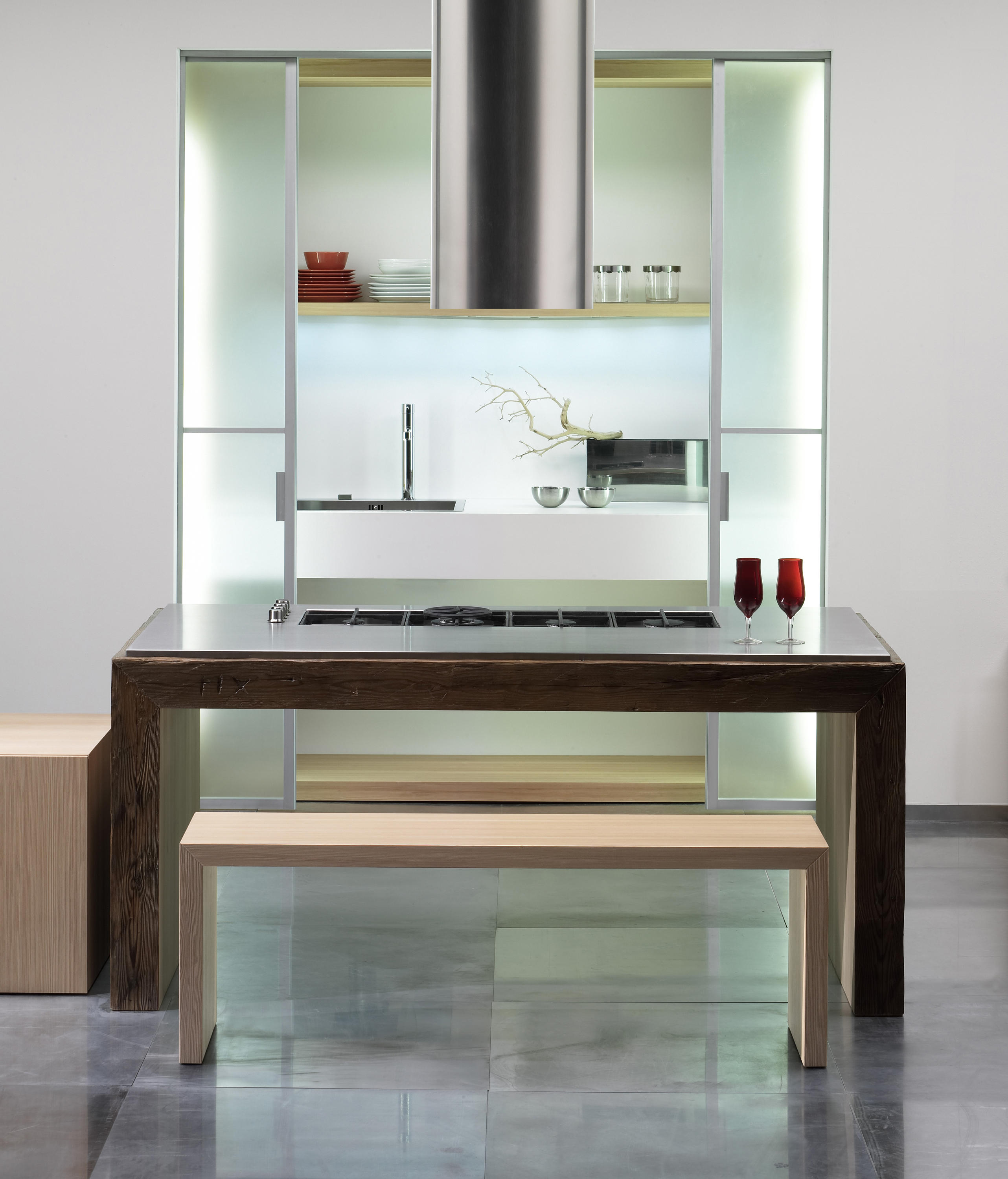 Kitchen Furniture From Haute