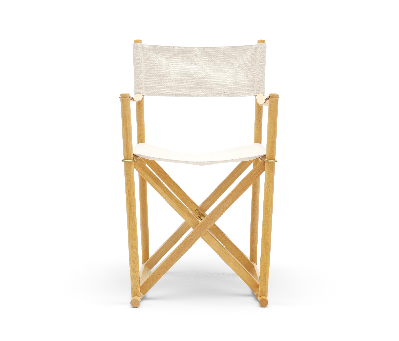 FOLDING CHAIR Garden chairs from Carl Hansen & S¸n