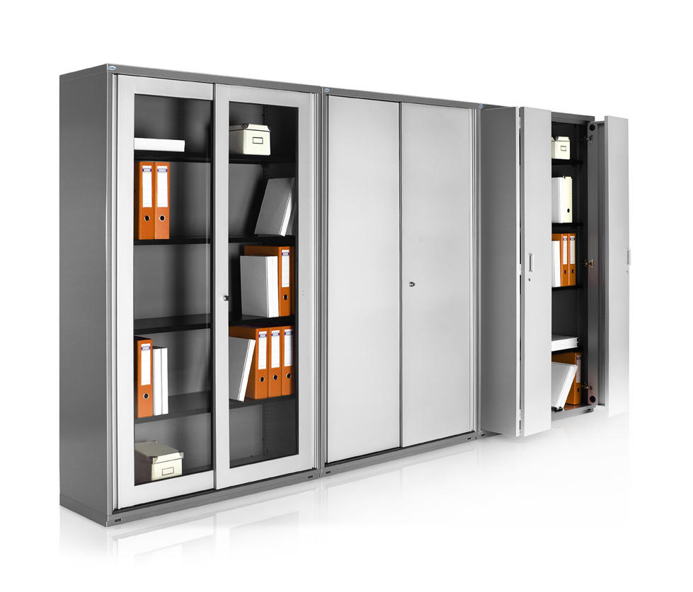 Omega Cabinets Office Shelving Systems From Ofita