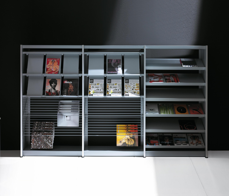 LIB LIBRARIES - Shelving from Ofita   Architonic