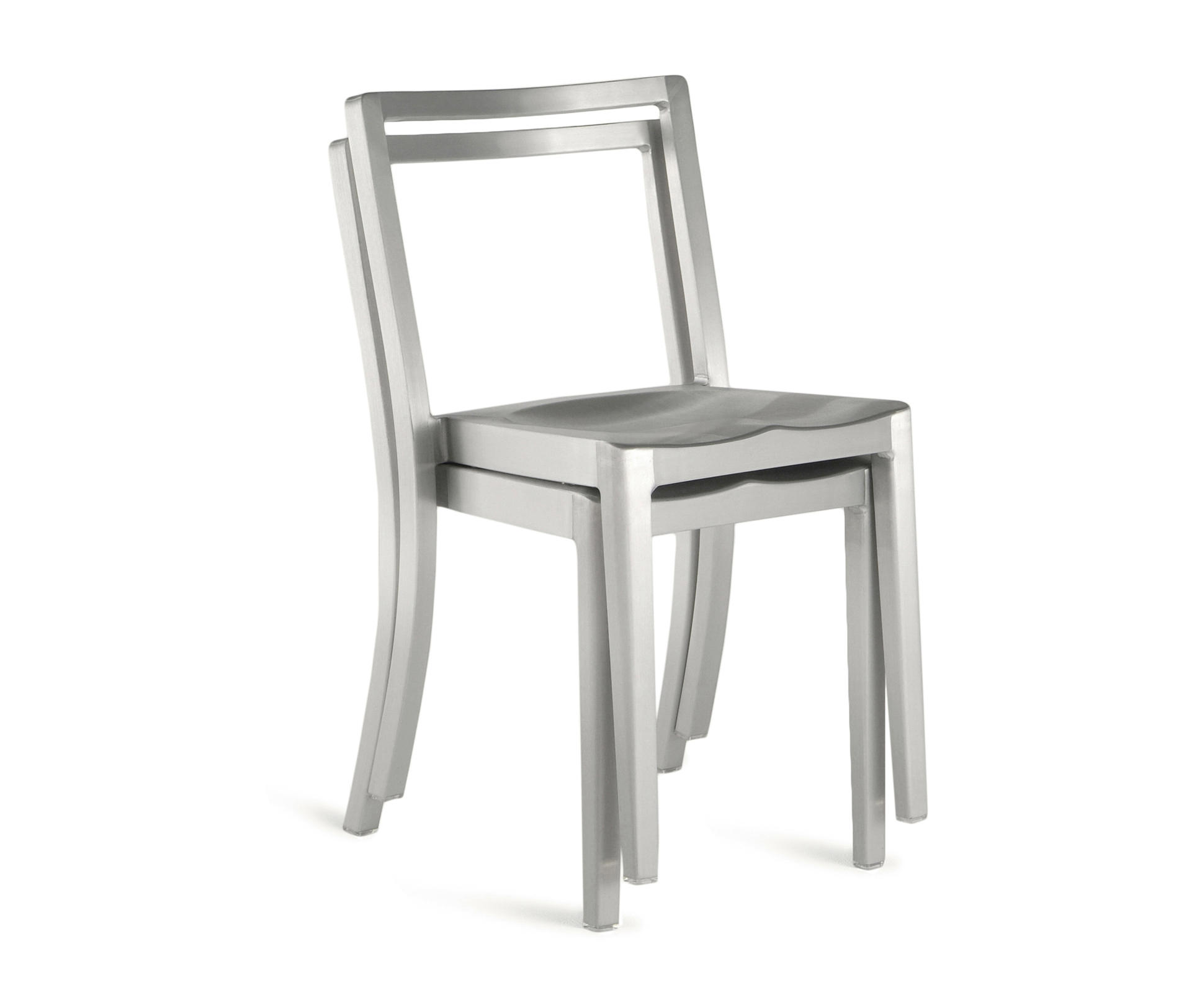 icon chair  restaurant chairs from emeco  architonic -  icon chair by emeco  restaurant chairs