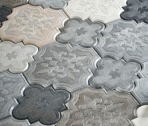 Flaster Concrete Tiles From Ivanka
