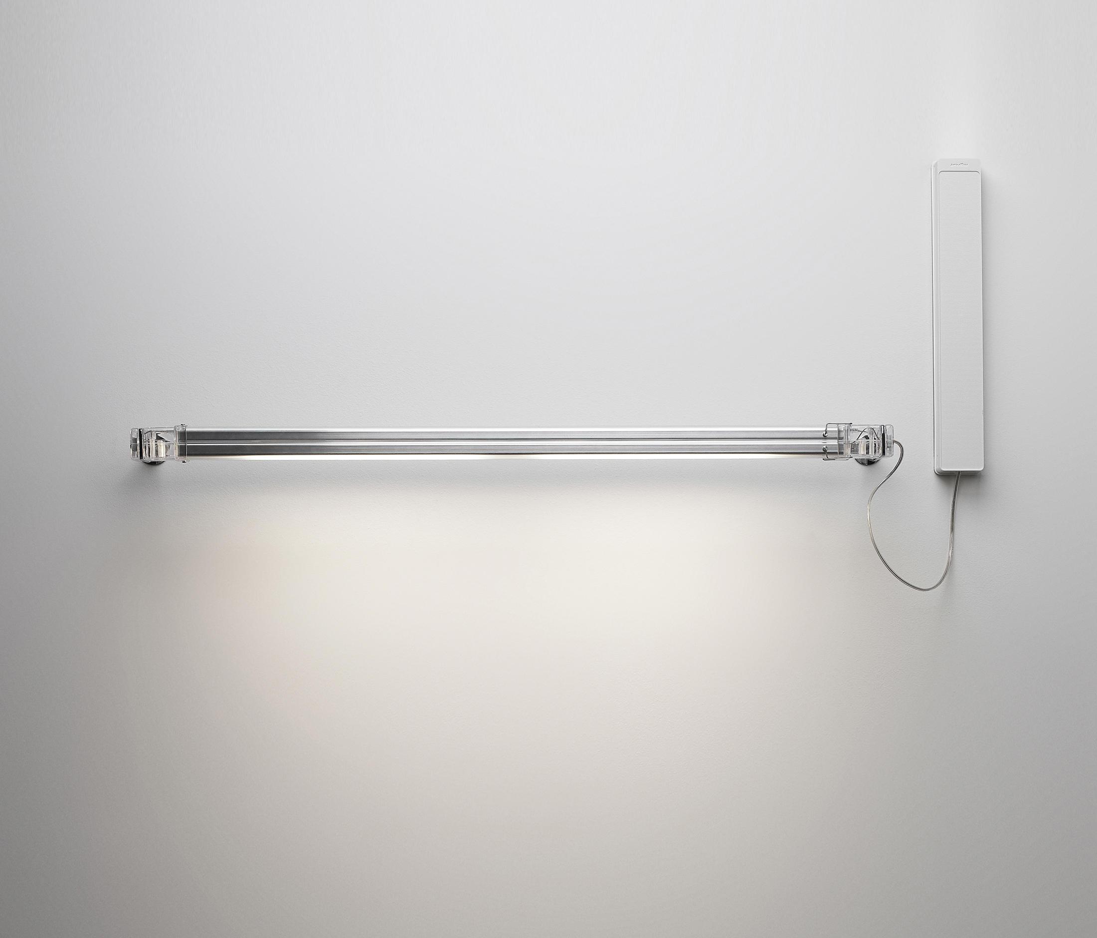 Lampade Al Neon Da Parete neón de luz nl-a alu led   architonic