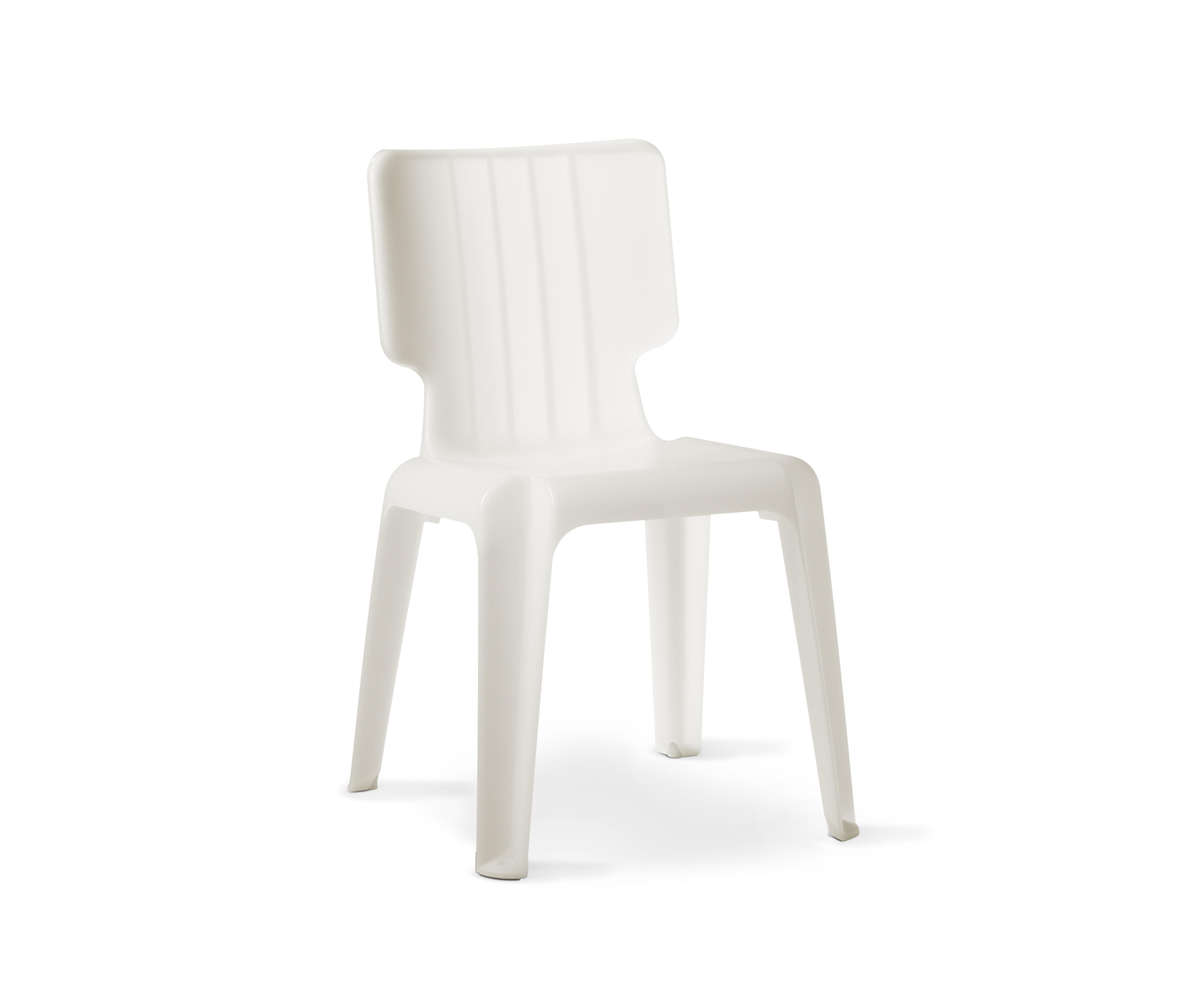 WAIT PLASTIC CHAIR Garden chairs from Authentics