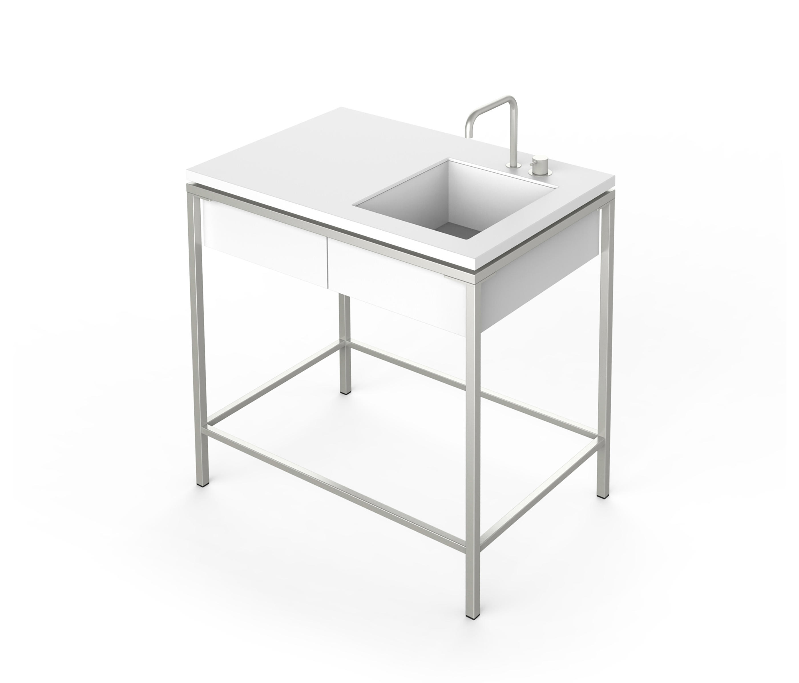 Outdoor kitchen sink table outdoor kitchen themes used for Small outdoor kitchen sink