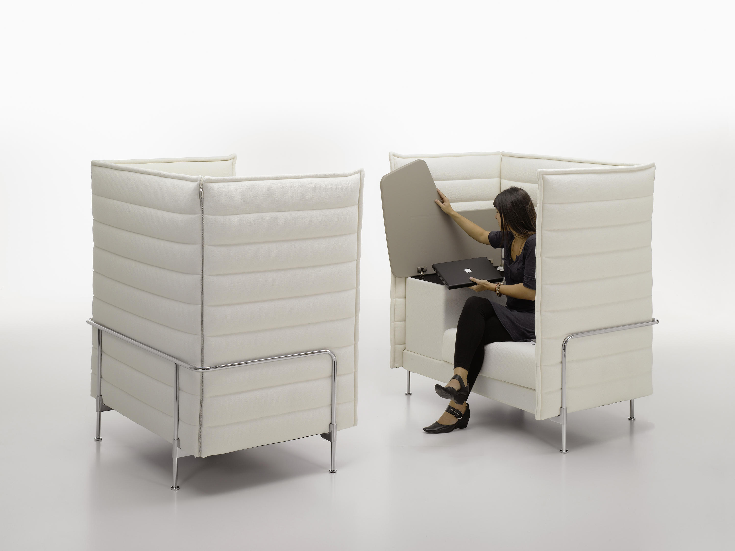 Alcove Highback Work Lounge Work Seating From Vitra
