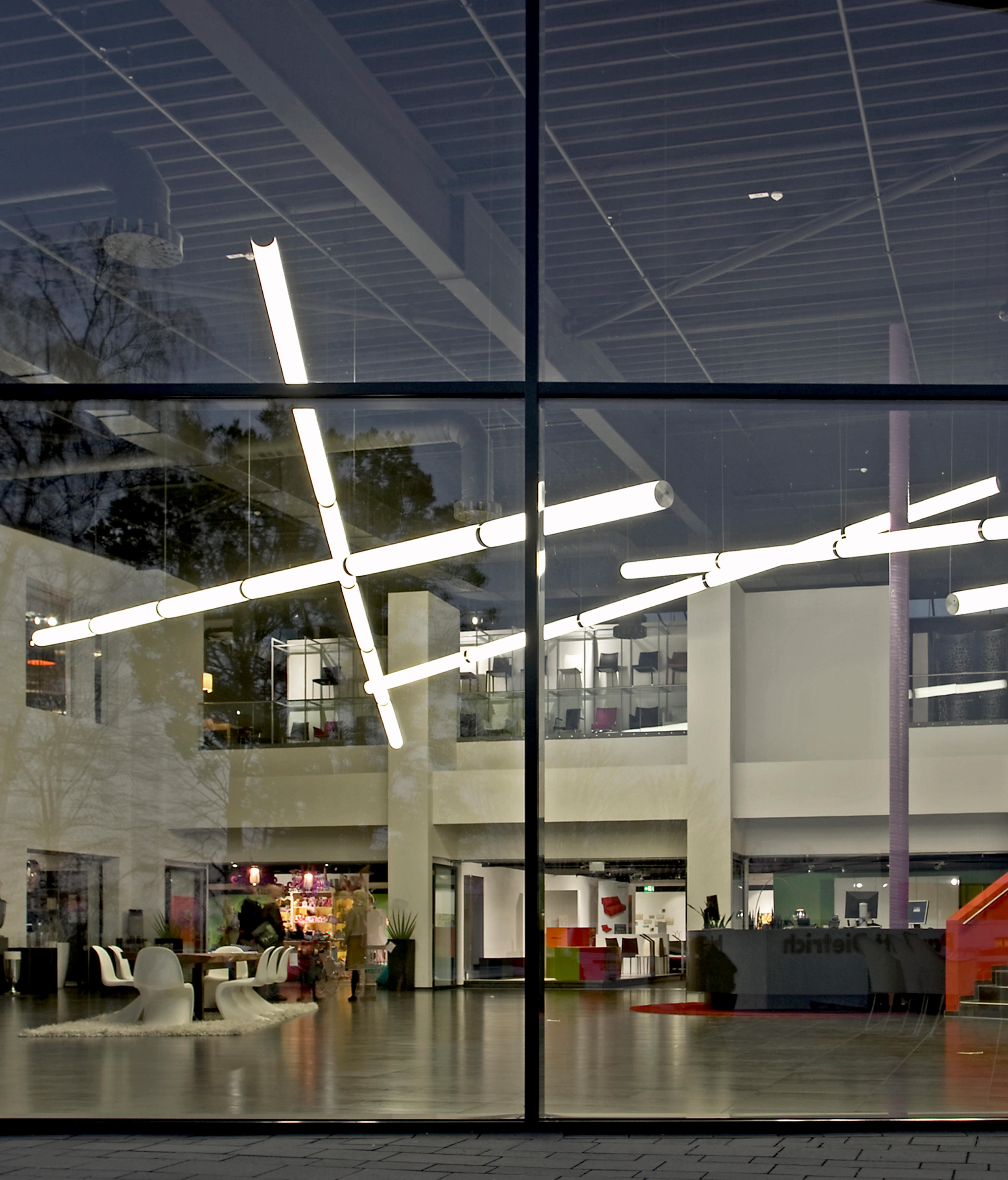 Linear XL Tube by Archxx | Suspended lights & LINEAR XL TUBE - Suspended lights from Archxx | Architonic